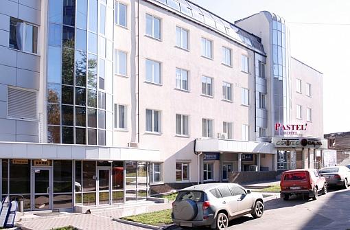 Pastel - Екатеринбург, улица Бажова, 193