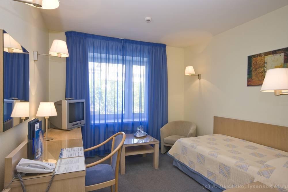 Гостиницы Екатеринбурга - цены, отзывы Дешевые